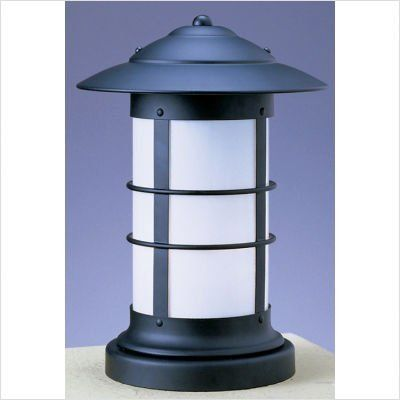 """Arroyo Craftsman NC Newport Outdoor Lantern by Arroyo Craftsman. $444.13. Arroyo Craftsman NC Features: -Newport collection. -Available in several finishes. -Available in several glass shades. -UL listed. -Suitable in wet location. Specifications: -Accommodates: 1 x 100W / 150W medium incandescent bulb. -Available sizes:. -26.5"""" Overall dimensions: 26.5"""" H x 18.75"""" W. -Mounting base: 16"""" W x 16"""" D. -23.63"""" Overall dimensions: 23.63"""" H x 18.75"""" W. -Mounting bas..."""