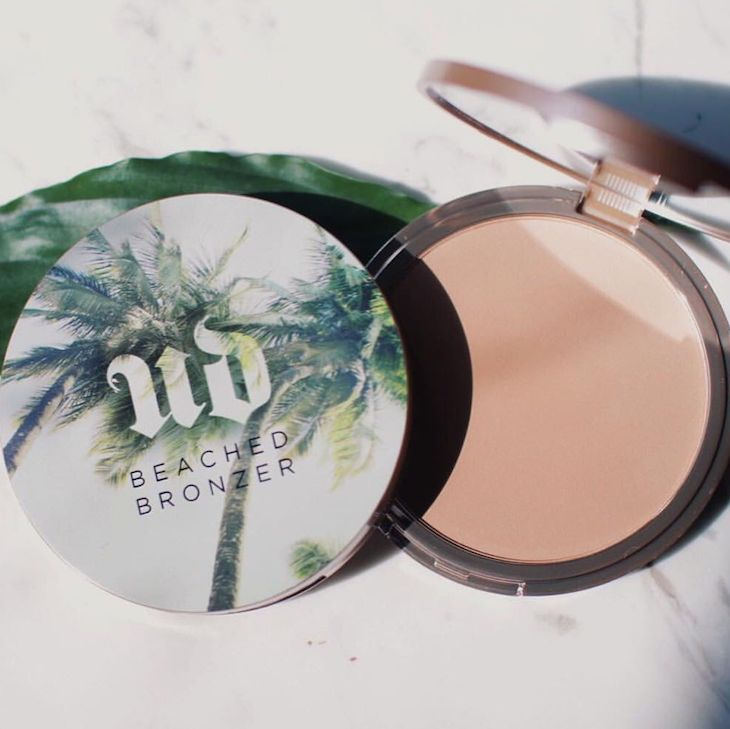 NEW Urban Decay Beached Bronzer - New Summer Collection