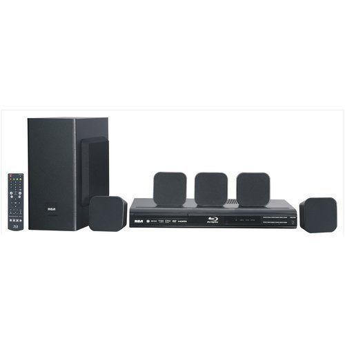 RCA  Home Theater System with Bluray Player RTB10323LW 200W ** Want to know more, click on the image.