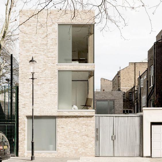 Cheyne Walk Home / Feilden Clegg Bradley Studios: