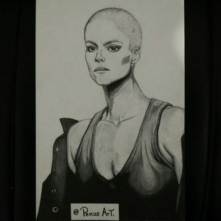 Ellen Ripley, Alien 3. @PekasArt. https://www.instagram.com/pekasart /