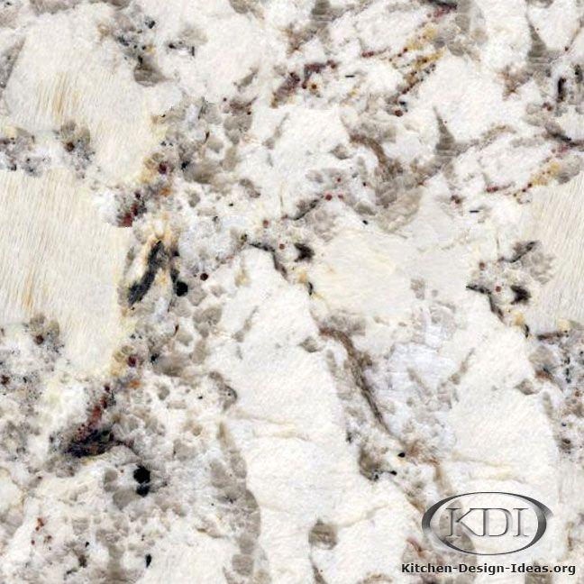 White Spring Granite (Kitchen-Design-Ideas.org)
