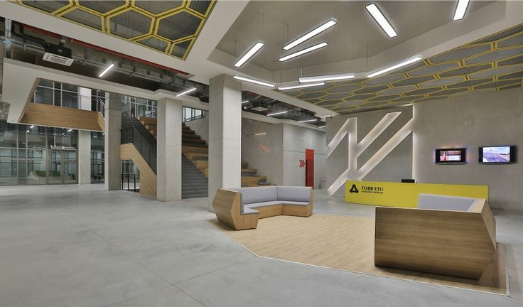 Gallery of Tobb Etü Technology Center / A Architectural Design – 1