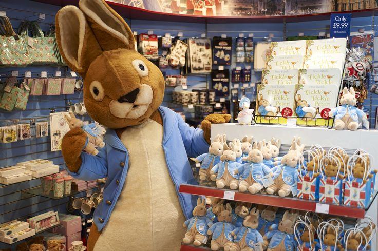 Peter Rabbit #mascot #costume #character #rabbit