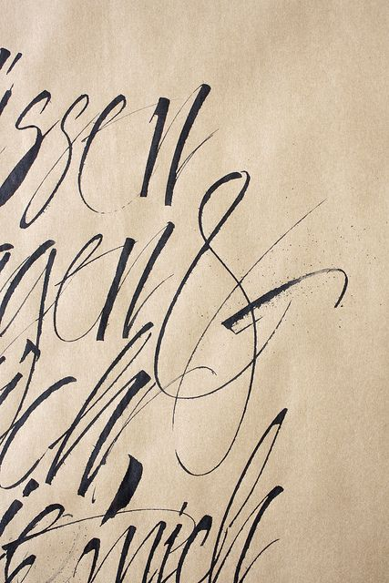 G. F. Hamann zu I. Kant (Detail) | Tobias-David Albert | Flickr