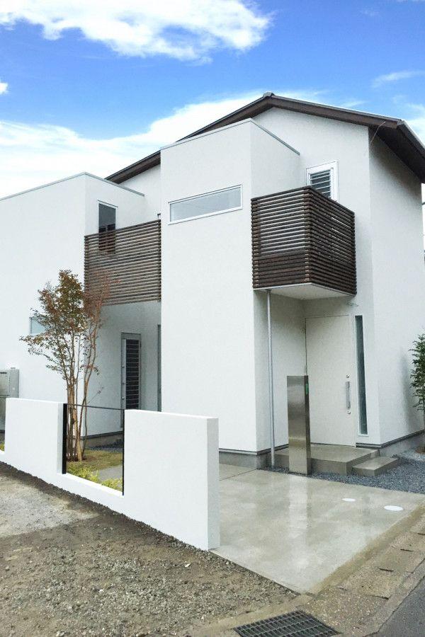 洗練されたモダンスタイルの家 キノハウスの写真集 切妻屋根 家のデザイン 一軒家 おしゃれ