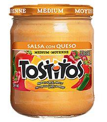 Tostitos® Salsa Con Queso #InspireTheSeason