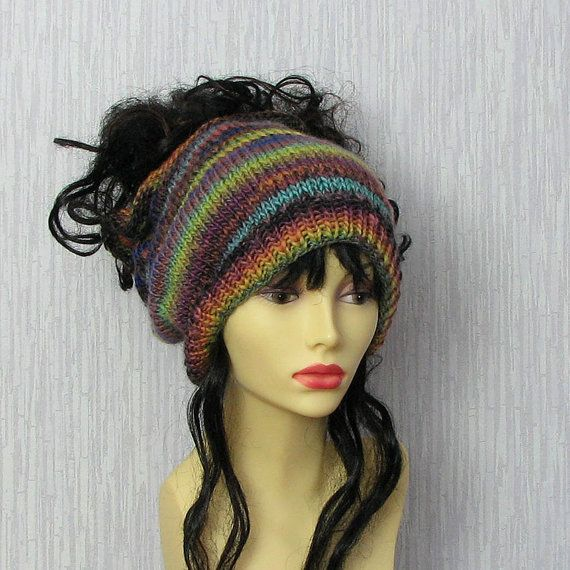 Dread Hat Dread Tube Wrap Slouchy Cap For By Damovfashion