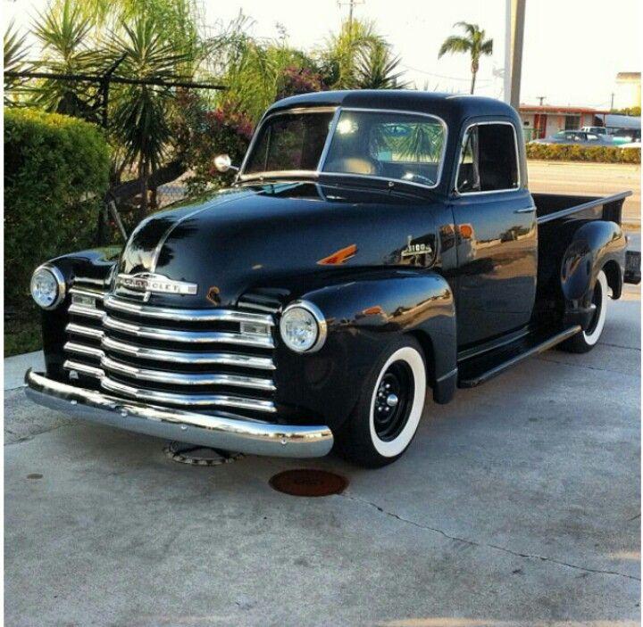 53 Chevy Pickup my dream truck!!                                                                                                                                                                                 More