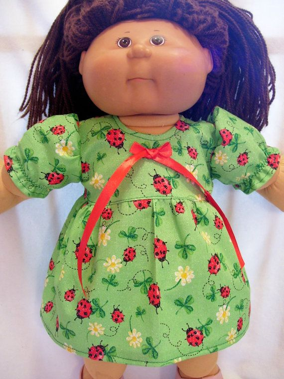 85 Best Cabbage Patch Dolls Images On Pinterest Doll Patterns