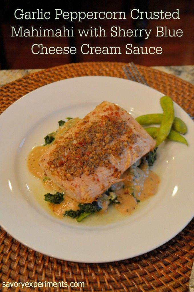 ... blue cheese garlic pacific rim forward garlic peppercorn crusted