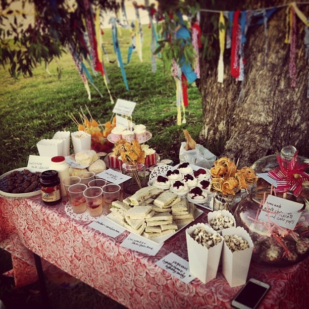 High Tea Hens Night - @amwkat- #webstagram. Maybe for the after party or the bridal shower :)