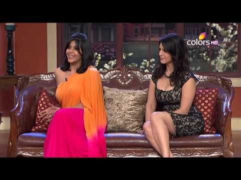 Comedy Nights with Kapil - Sunny Leone & Ekta Kapoor - Ragini MMS 2 - 22nd March 2014 - Full Episode