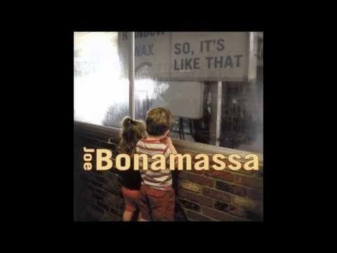 Joe Bonamassa - So, It's Like That - Full Album - YouTube