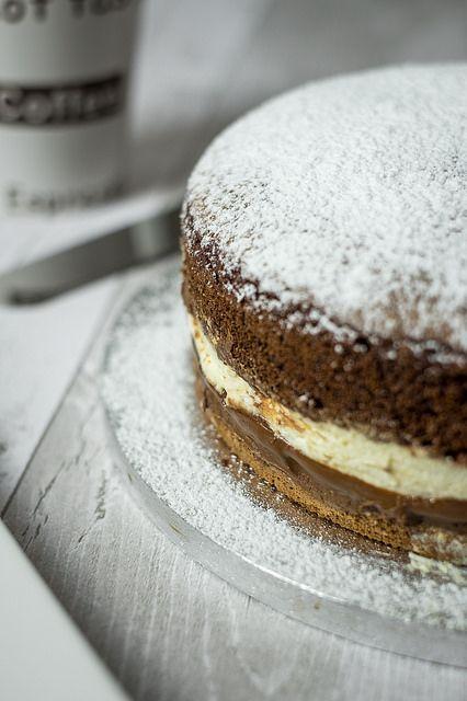 Torta Nutella e panna: la ricetta che piace a tutti