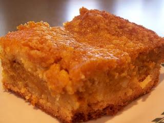 Adventures of a DIY Mom: Pumpkin Gooey Butter Cake- Paula Deen Recipe