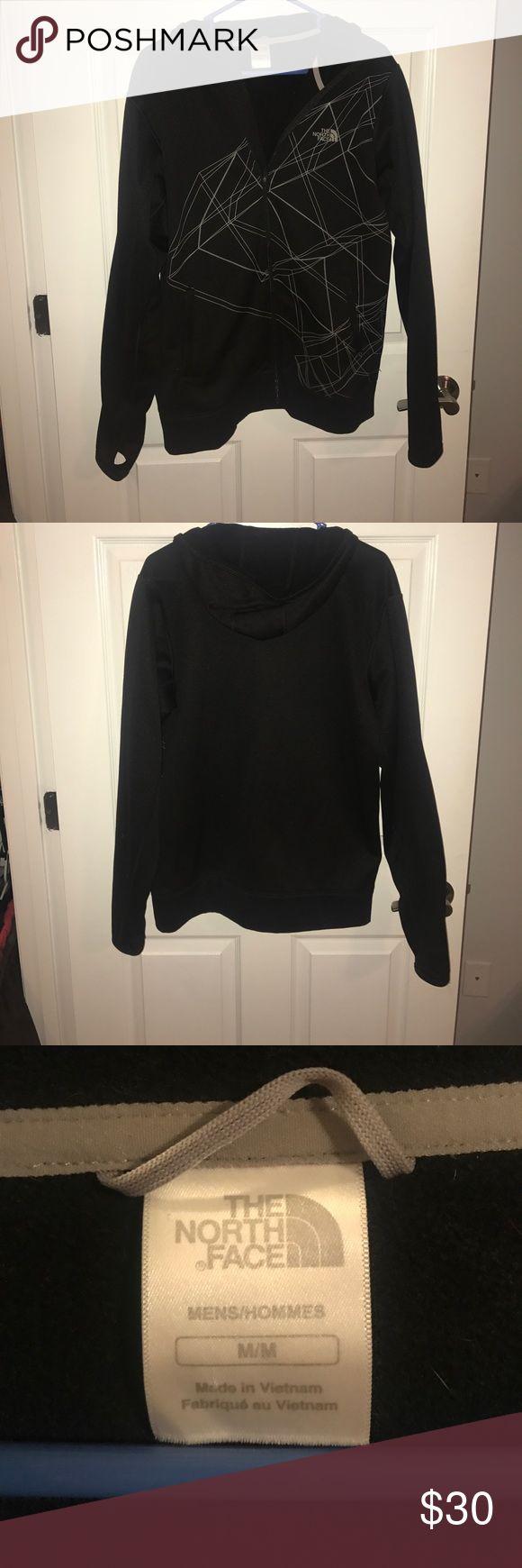 Men's black North Face Jacket Like new men's black North Face Jacket North Face Jackets & Coats Lightweight & Shirt Jackets