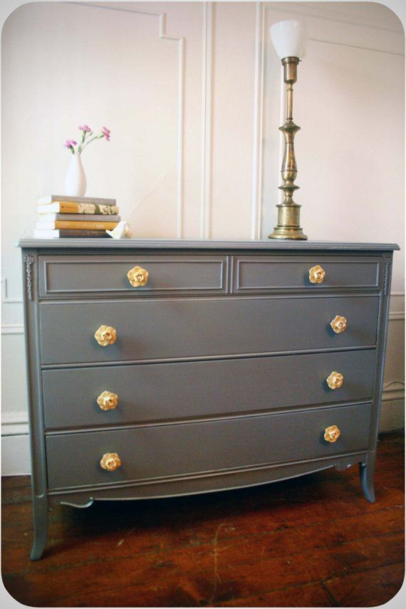 Best 25 Gray Painted Dressers Ideas On Pinterest Grey Dresser Bedroom Dressers And M S Tv Stands