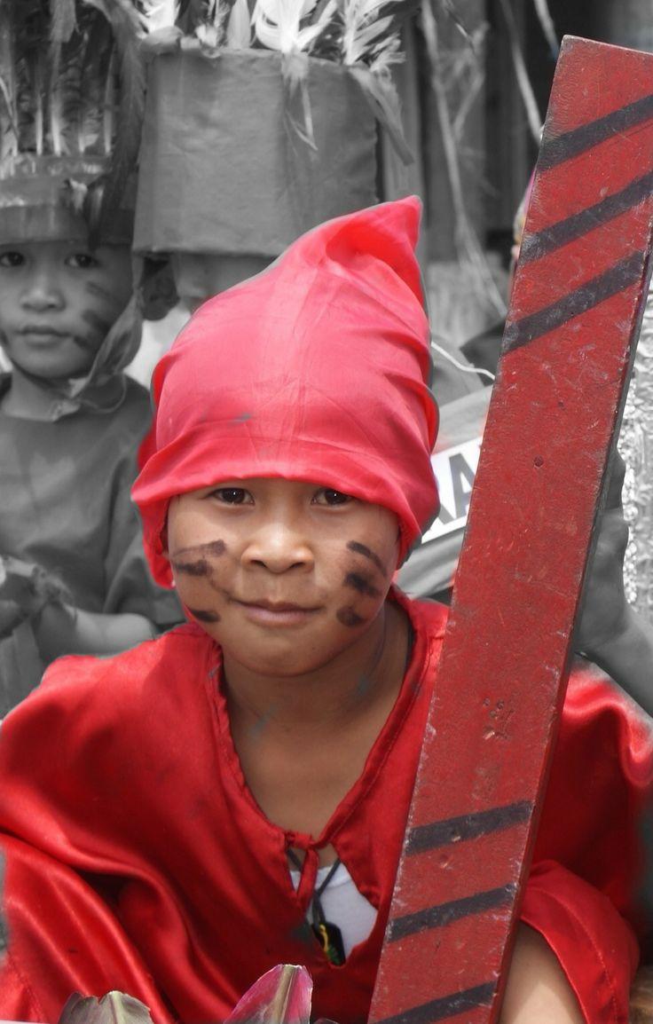Kabasaran, Minahasa War Dance.