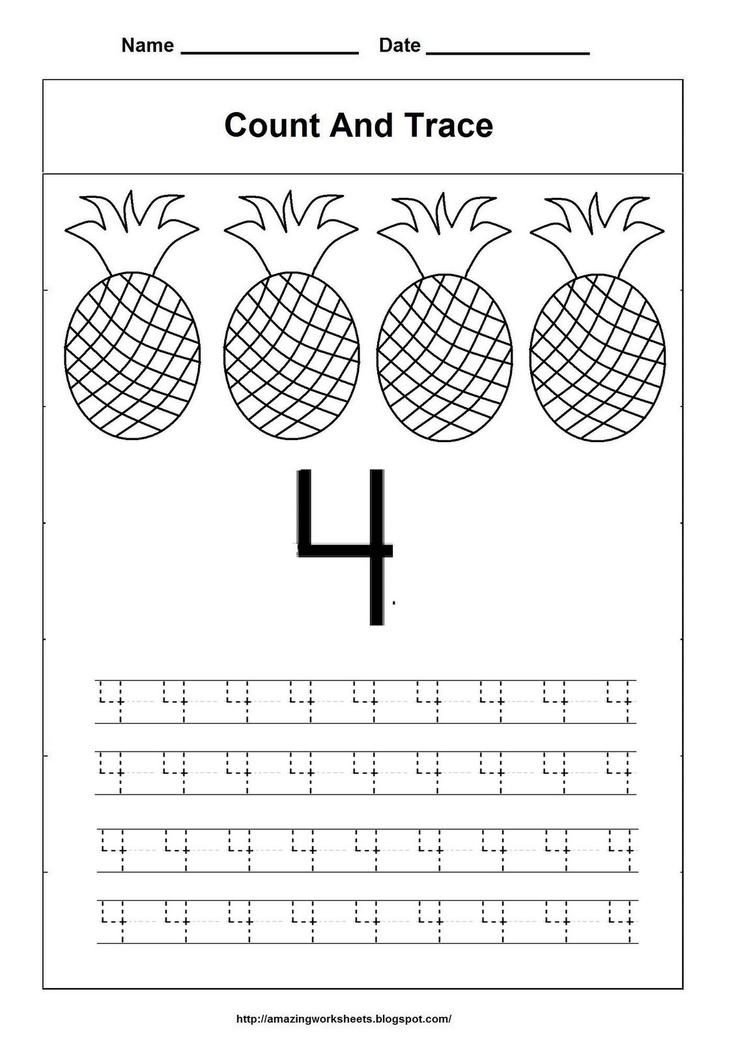 Math Ninja Worksheet : Math worksheets prek k pinterest