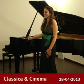 Andrea González Pérez   Concerto della stagione primaverile da camera 2013  Ottava Nota - Auditorium  via Marco Bruto 24  0289658114 3388576271  info@ottavanota.org  www.ottavanota.org