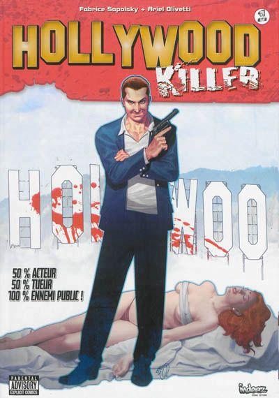 Hollywood killer -  - Librairie Mollat Bordeaux