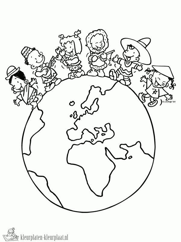 diversidade cultural, desenhos, para colorir, 21, de maio, pintar, imprimir