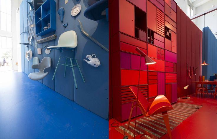 Blue, Arpa HPL at Danish Chromatism, Triennale Milano, 2013.