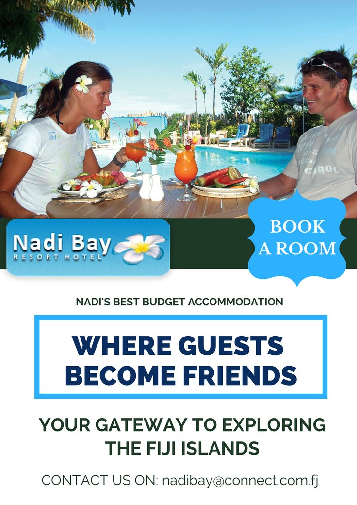 An absolute friendly place where guests become friends! Looking for a friendly and affordable place to stay with only few minutes to the International Airport...then this your place to be...www.fijinadibayhotel.com to find out more. #nadibayfiji#explorefiji #tourismfiji