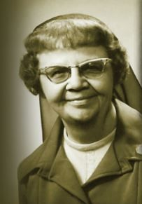 Mary Irma Hilger (1917-2003), American nun, nurse, and founder of teaching hospital on St. Lucia
