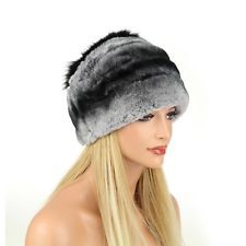 CHINCHILLA Gorra de piel oversizemuetze BEANIE ZORROS invierno: 125,90 EUREnd Date: 06-oct 03:45Buy It Now for only: US 125,90 EURBuy it…