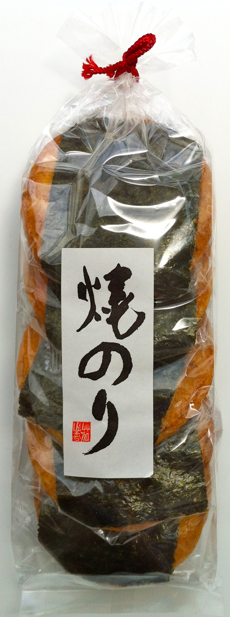 NORI-SOKA-SENBEI Japanese rice cracker