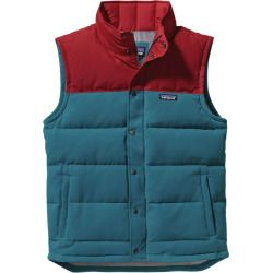 Where to buy Patagonia Bivy Down Vest - Mens Underwater Blue, L