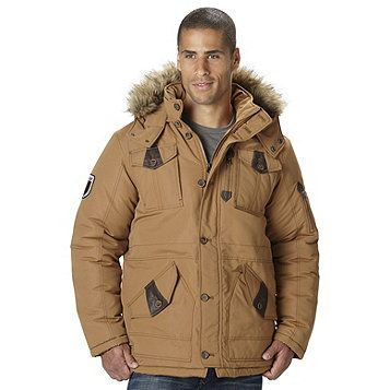 Coogi Men's Big/Tall Nylon Snorkel Jacket #fashion #gettington ...