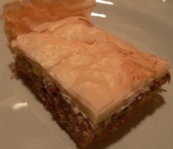 Lakror (Meat Pie)