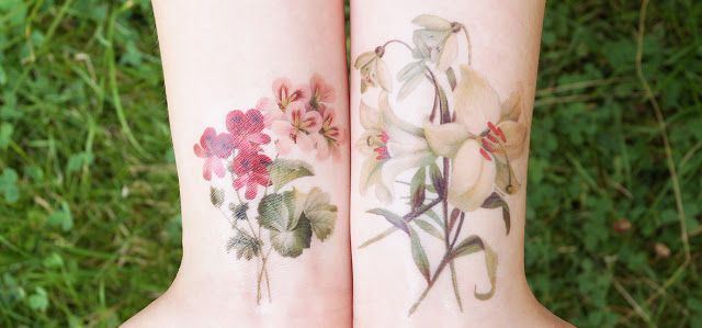 Temporäre DIY Tattoos – Temporary DIY Tattoos3 –  #,  #diy #Tattoos #Tattoos3 #temporäre #tem…