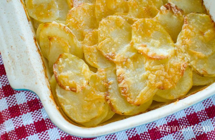 Potato Gratin | Slimming Eats - Slimming World Recipes