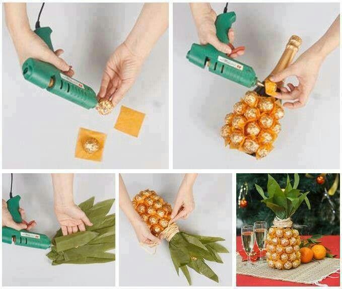 Ananas surprise idee