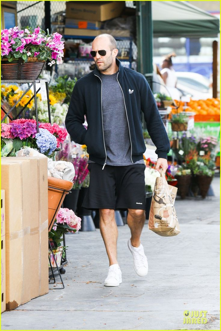 Even dressed down.... He still looks good!