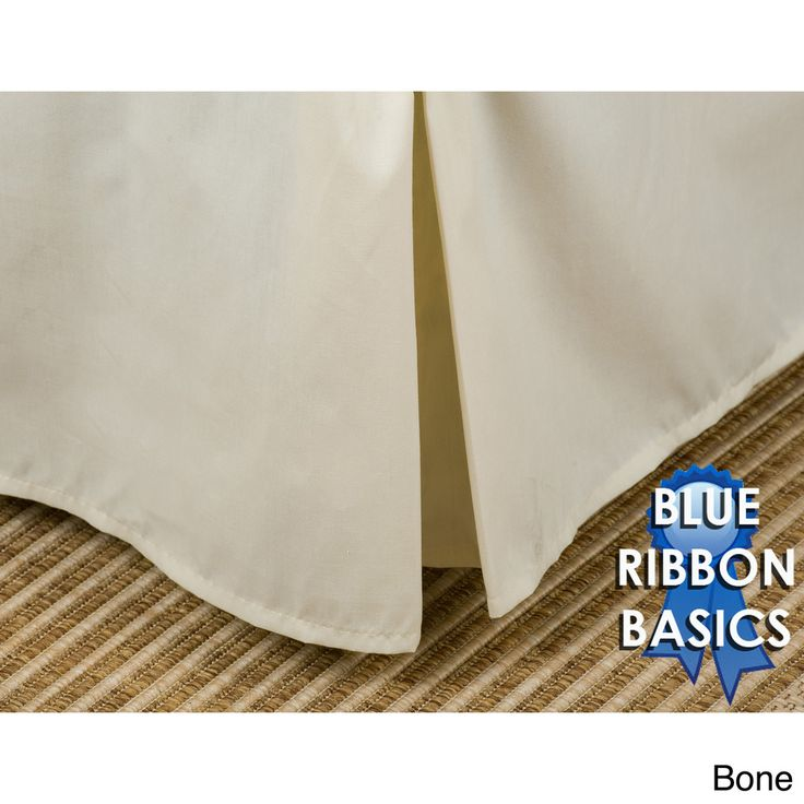Blue Ribbon Collection 15, 18 or 21-inch Drop Bedskirt | Overstock.com
