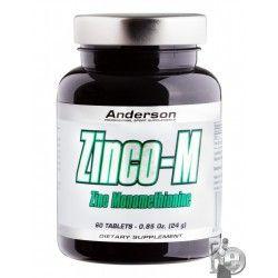 ANDERSON ZINCO M