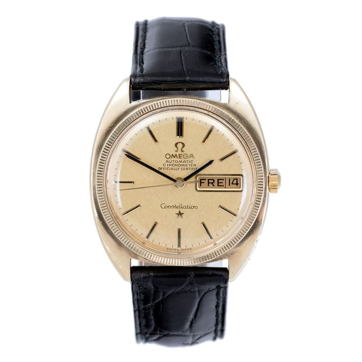 Omega Constellation Automatic via MarCels. Click on the image to see more!
