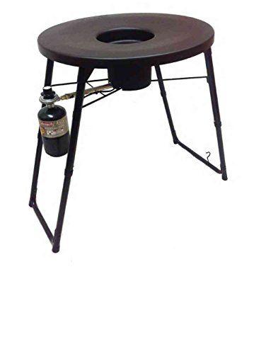Fryin' Saucer Guys Outdoor Portable Propane Deep Fryer, 2015 Amazon Top Rated Outdoor Fryer Accessories #Sports