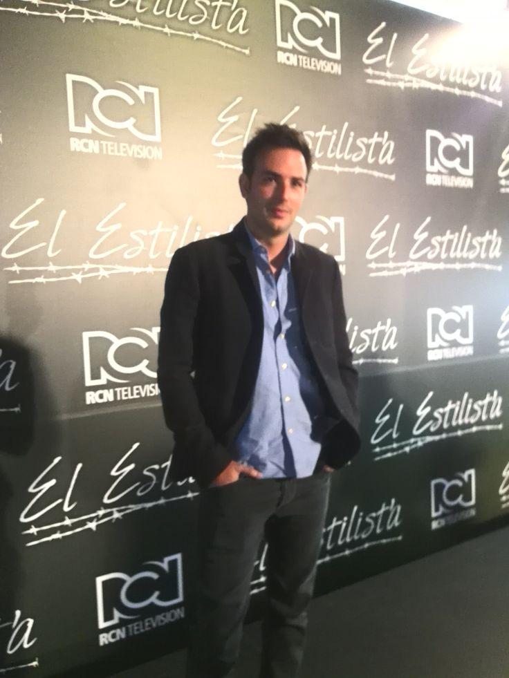 Actor Sebastian Martinez