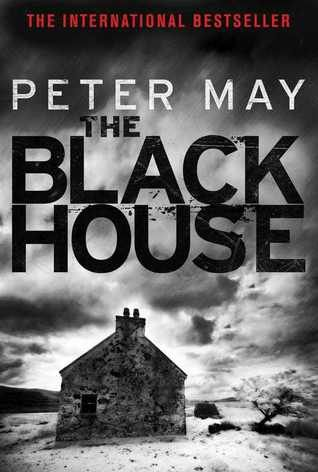 """The Blackhouse by Peter May (2012) Starred by reviewers everywhere and winner of the Barry Award for Best Mystery, this is """"A gripping plot, pitch-perfect characterization, and an appropriately bleak setting drive this outstanding series debut."""" --Booklist/Awesome. 5☆"""