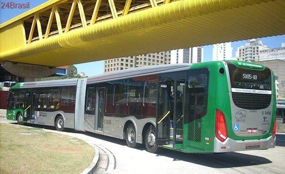 Paralisações contra reformas: Ônibus de SP podem parar hoje à noite, diz secretário