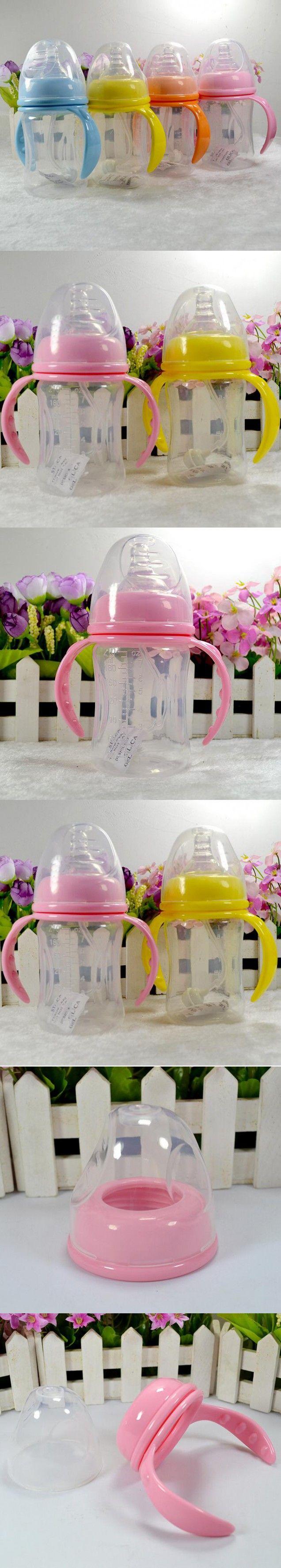 180ML 240ML 320ML wide neck pp baby feeding bottle manufacturer Plastic Baby bottle ready for sublimation