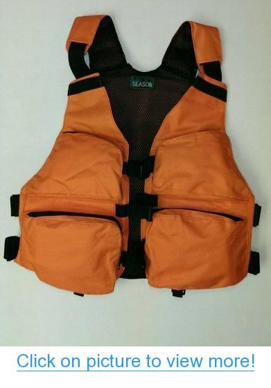 Next Season Hunters Orange Tactical Vest