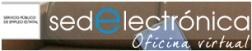 DNI electrónico para ciudadanos españoles: Sede Electrónica del Servicio Público de Empleo Estatal