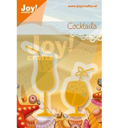 Joy!Crafts mallen 6002/0387 Glazen -bol-